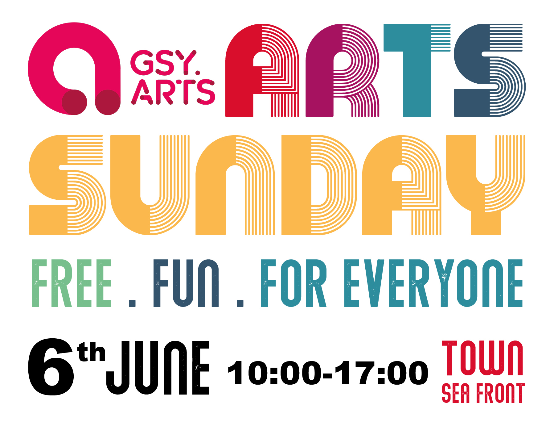Arts Sunday 2021 will be going ahead on 6th June.